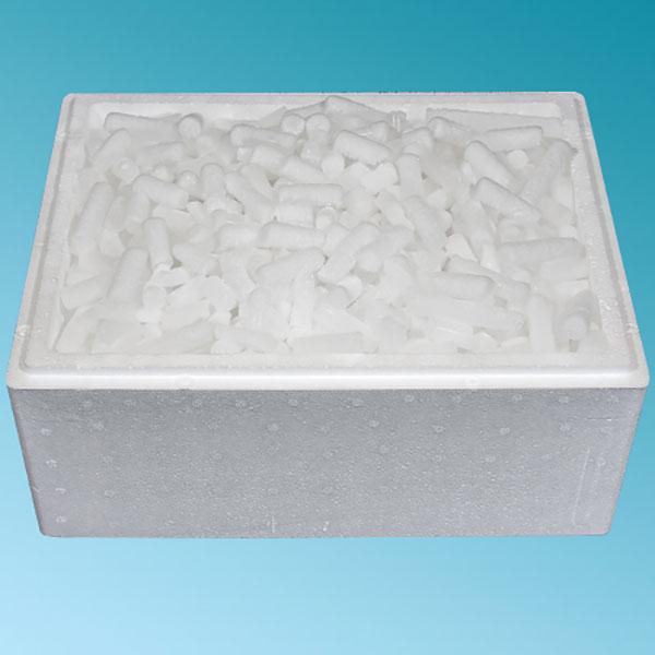 ماندگاری یخ خشک